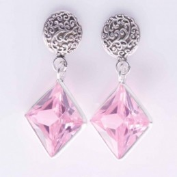 Earring Square with...