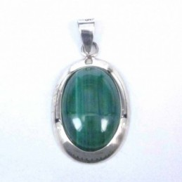 Pend. Oval Stone 13x18mm....