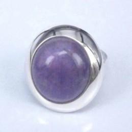 Ring Round Stone 14mm....