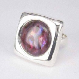 Ring Square Stone 14mm....