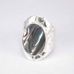 Ring Pum Pum Stone 12x16mm....