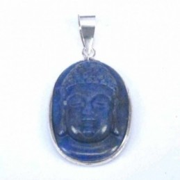 Pendant Round 19mm. Mother...