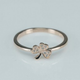 Ring  leaf  7mm.  rose...