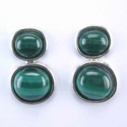 Ea Doble Oval 2 stone...