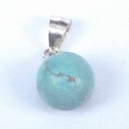 Pend. ball 8mm. Stone...