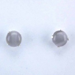 Ea cabochon Stone 6mm. Cat...