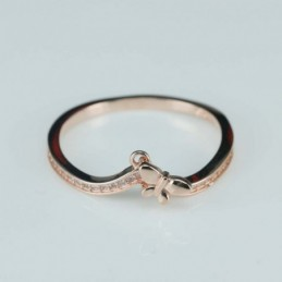 Ring   butterfly  6mm....