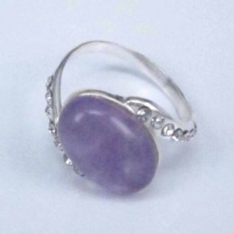 Ring Oval stone 10x14mm....