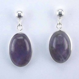 Ea Oval 10x14mm. with ball...