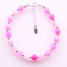 Bracelet Ball 5mm. with...