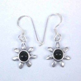 Ea Flower with Stone 6mm....
