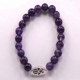 Bracelet Ball 8mm. with...
