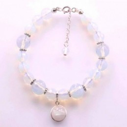 Bracelet Ball 8+10mm. with...