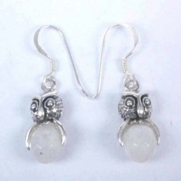 Earring Olw with ball 8mm....