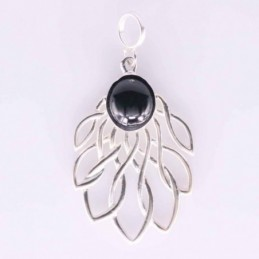 Pendant Flower 30mm. with...