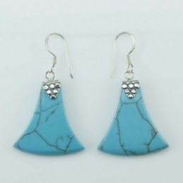 Earring Triangle 25mm....