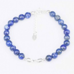 Bracelet Ball 6mm. with...