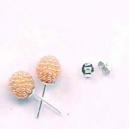 Earring ball 6mm. micro...