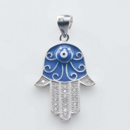 Pendant  Hand Eye18x22mm....