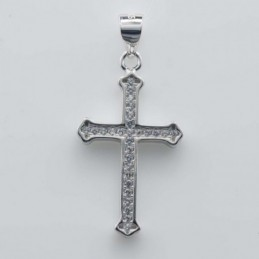 Pendant Cross 16x29mm....