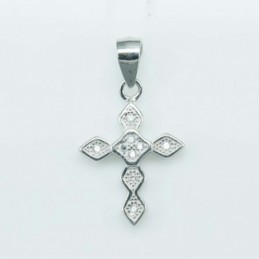 Peandant Cross 12x18mm....