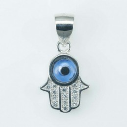 Peandant Hand Eye 11x15mm....