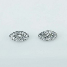 Earring Small Eye 5x10mm....
