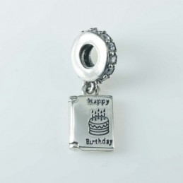 Charm For Bracelet Birthday...