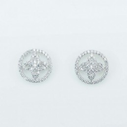 Earring Small Eye 6x10mm....