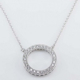 Necklace Round 20mm. 45cms....