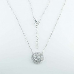 Necklace Round 15mm. 44cms....