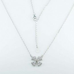 Necklace Star 13mm. 48cms....