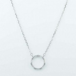 Necklace Round 13mm. 49cms....