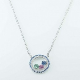 Necklace   Round  15mm....