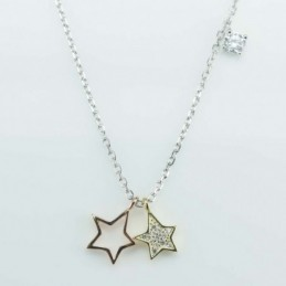 Necklace Star 10mm....