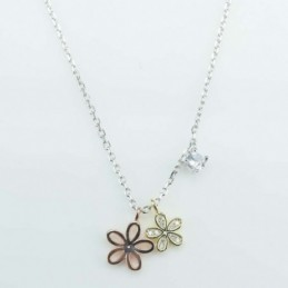 Necklace Flower 10mm....