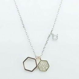 Necklace Bee hive 10mm....