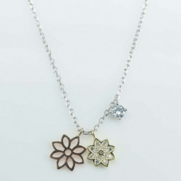 Necklace Flower 11mm....