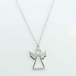 Necklace Angel 15x19mm....