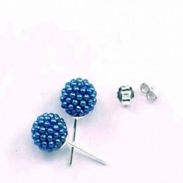 Earring ball 6mm. micro...