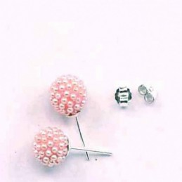 Earring ball 12m. micro...