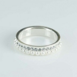 Ring 4mm.crystal/micro...