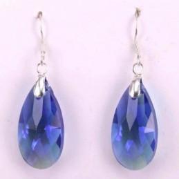 Earring Suaros. A Drop Blue...