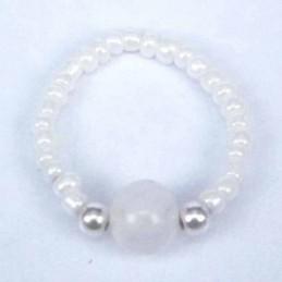 Ring Crystal White...