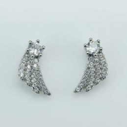 Earring Wings  6x13mm....