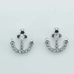 Earring Anchors 10mm....