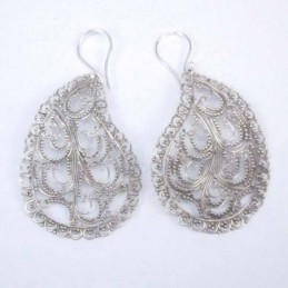 Earring pc by pc Hand make...