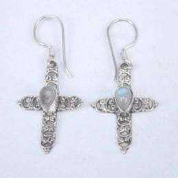Ea Cross with stone Bali Style