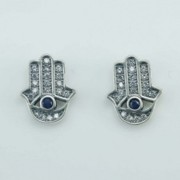 Earring   hand  10x12mm....