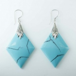 Earring Lanz. Turquoise...